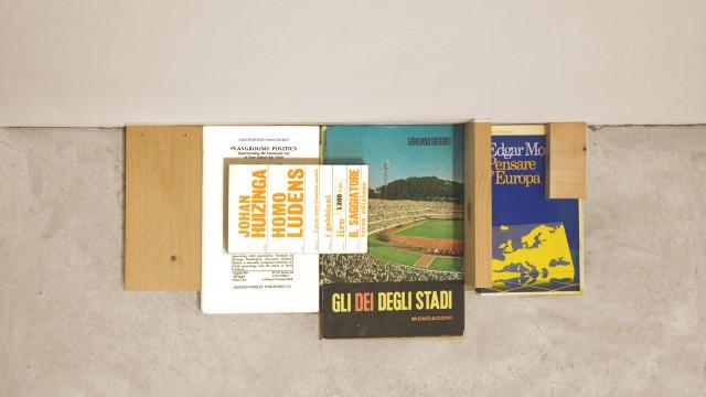 Sportification / project book 3 artist residency