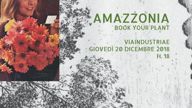 AMAZZONIA / book your plant