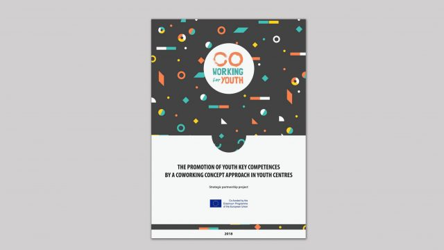 Promotion of key competences of youth by coworking concept approach in youth centres