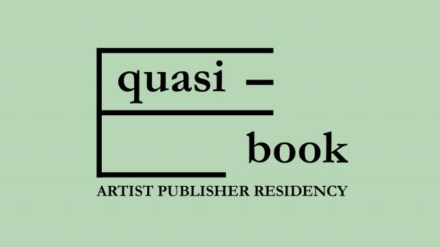 QUASI-BOOK: OPEN CALL